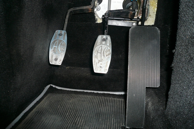 Cherished AC Cobra – back on the road again!